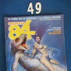 Comics : COMIC ZONA 84 Nº 49. Lote 124603391