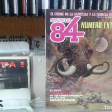 Cómics: ZONA 84 ALMANAQUE 1987. Lote 125123763