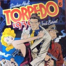 Cómics: COMIC N°6 TORPEDO 1988. Lote 125133296