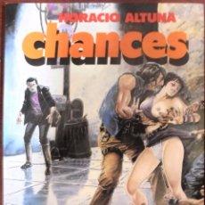 Cómics: COMIC CHANCES 1986. Lote 125246915
