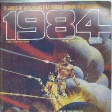 Cómics: TOUTAIN. 1984. Nº 62.. Lote 125311319