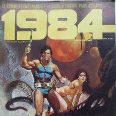 Cómics: TOUTAIN. 1984. Nº 28.. Lote 125311783