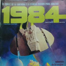 Cómics: TOUTAIN. 1984. Nº 26.. Lote 125311923