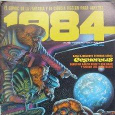 Cómics: TOUTAIN. 1984. Nº 49.. Lote 125312059