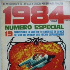Cómics: TOUTAIN. 1984. NÚMERO ESPECIAL.. Lote 125312531