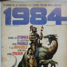 Cómics: TOUTAIN. 1984. Nº 25.. Lote 125312699