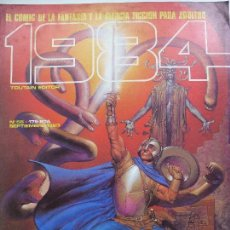 Cómics: TOUTAIN. 1984. Nº 56.. Lote 125313095