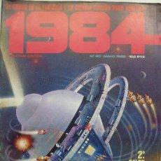 Cómics: TOUTAIN. 1984. Nº 40.. Lote 125313243