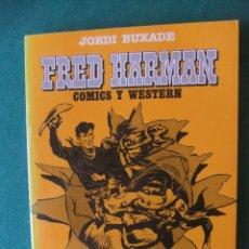 Cómics: FRED HARMAN COMICS Y WESTRN TOUTAIN EDITOR. Lote 126527839