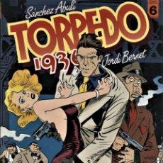 Cómics: TORPEDO 1936-6 (TOUTAIN, 1988) DE BERNET Y ABULÍ. Lote 126691899