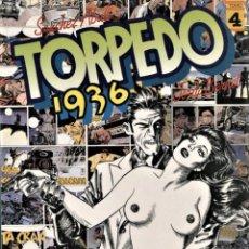 Cómics: TORPEDO 1936-4 (TOUTAIN, 1986) DE BERNET Y ABULÍ. Lote 126691959