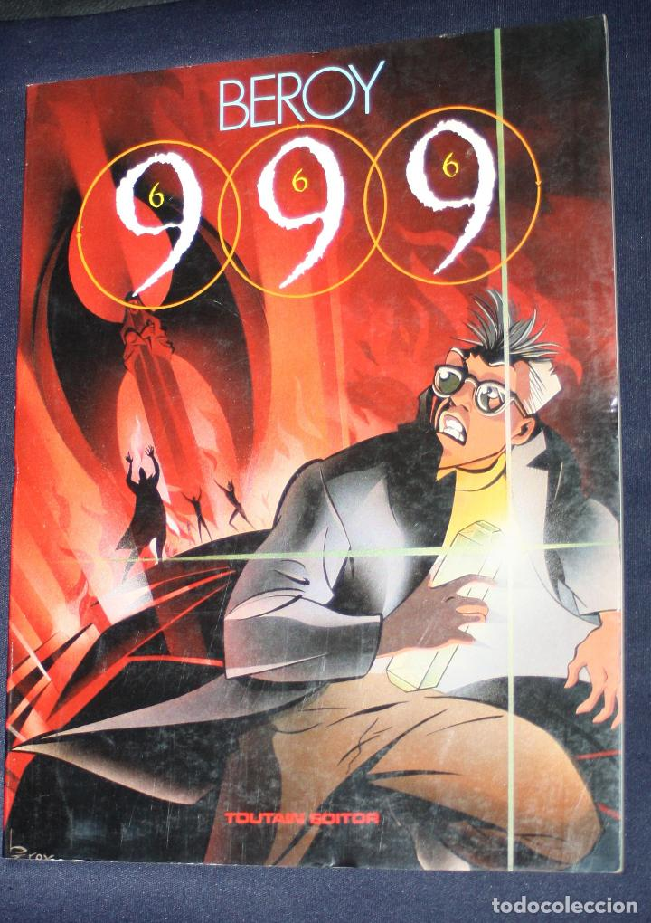 999 (666) (DE JOSÉ Mª BEROY )- TOUTAIN EDITOR - AÑO 1988. (Tebeos y Comics - Toutain - Álbumes)