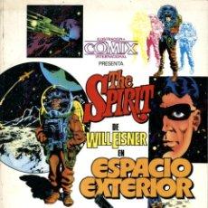 Cómics: THE SPIRIT DE WILL EISNER EN ESPACIO EXTERIOR (TOUTAIN, 1981) DE WALLY WOOD. Lote 127868227