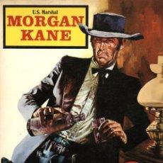Cómics: MORGAN KANE (TOUTAIN, 1974) DE ERNST VEVLE OLSEN Y LOUIS MASTERSON. Lote 127868827