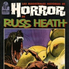 Cómics: HORROR DE RUSS HEATH (TOUTAIN, 1987) JOYAS DE CREEPY. Lote 128033991
