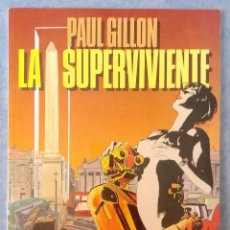 Cómics: LA SUPERVIVIENTE - PAUL GILLON - TOUTAIN EDITOR. Lote 128443407