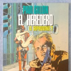 Cómics: EL HEREDERO (LA SUPERVIVIENTE 2) - PAUL GILLON - TOUTAIN EDITOR. Lote 128443707