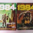 Cómics: 1984 TOUTAIN EDITOR,14 EJEMPLARES. Lote 128728759