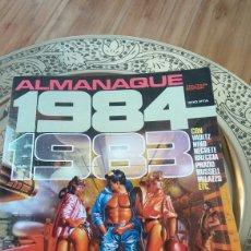 Cómics: ALMANAQUE 1984 AÑO 1983 TOUTAIN EDITOR. Lote 129088219
