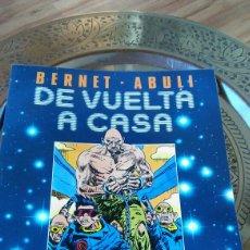 Cómics: DE VUELTA A CASA BERNET.ABULI TOUTAIN EDITOR. Lote 129096739
