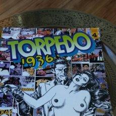 Cómics: TORPEDO 1936 SÁNCHEZ ABULI JORDI BERNET TOUTAIN EDITOR. Lote 129097804
