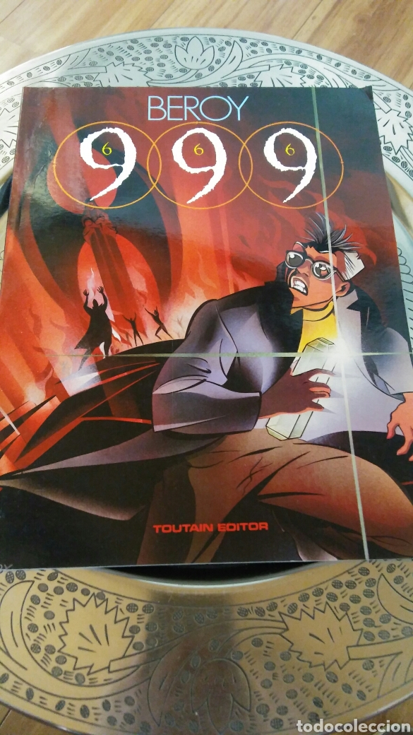 BEROY. 990.TOUTAIN EDITOR (Tebeos y Comics - Toutain - Obras Completas)