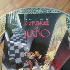Cómics: BEROY. LA ENFERMEDAD DEL SUEÑO. TOUTAIN EDITOR. Lote 129141734