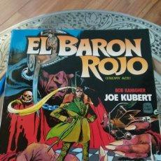Fumetti: EL BARÓN ROJO.ENEMY ACE.JOE PÚBER.TOUTAIN EDITOR. Lote 129142351