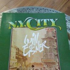 Cómics: N.Y. CITY.WILL EISNER.TOUTAIN EDITOR. Lote 129142940