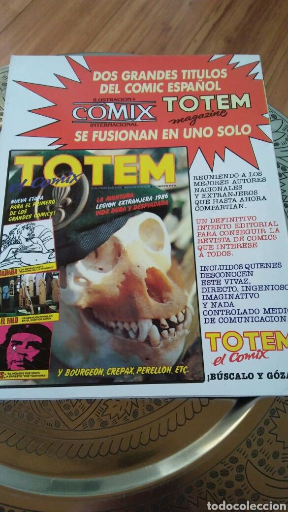 Cómics: Zona 84 numero extra. Almanaque 11987.Toutain editor - Foto 2 - 129145190