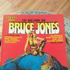 Cómics: CREEPY.LO MEJOR DE BRUCE JONES.TOUTAIN EDITOR. Lote 129147163