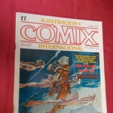 Comics: COMIX INTERNACIONAL . Nº 17 . TOUTAIN . Lote 129190419