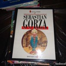 Cómics: SEBASTIAN GORZA FERRY TOUTAIN.. Lote 129314239