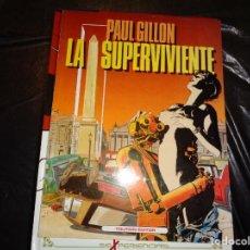 Cómics: LA SUPERVIVIENTE 1,2-GUILLON-TOUTAIN 1990.. Lote 129320379