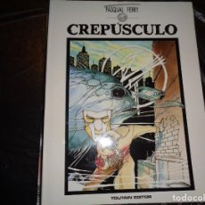 Cómics: CREPUSCULO-PASQUAL FERRY-TOUTAIN 1989. Lote 129352983