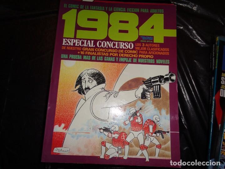 ESPECIAL CONCURSO 1984-TOUTAIN.ELF (Tebeos y Comics - Toutain - 1984)