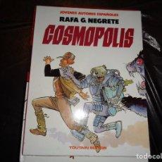 Cómics: COSMÓPOLIS-TOUTAIN-1986.ELF. Lote 129354779