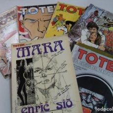 Cómics: 31 VOLUMENES DE TOTEM. Lote 129640695