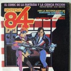 Cómics: ZONA 84. Nº 31. . Lote 129684035
