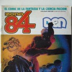 Cómics: ZONA 84. Nº 72.. Lote 129684351