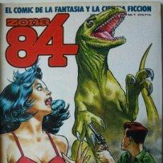 Cómics: ZONA 84. Nº 66.. Lote 129684563