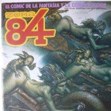 Cómics: ZONA 84. Nº 46.. Lote 129685479