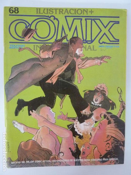 COMIX INTERNACIONAL. Nº 68 (Comics und Tebeos - Toutain - Comix Internacional)