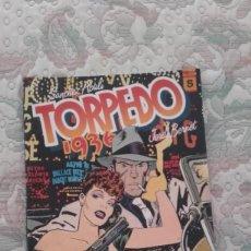 Cómics: TORPEDO 1936 TOMO 5, DE BERNET Y ABULI (TOUTAIN EDITOR). Lote 130100963