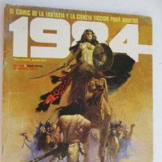 Cómics: 1984 COMIC TOUTAIN Nº 48 ENERO 1983 . Lote 130521150