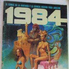 Cómics: 1984 TOUTAIN EDITOR Nº 32 AÑO 1980.. Lote 130521478