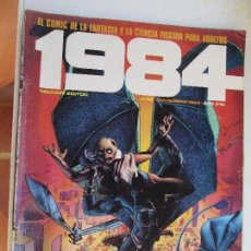Cómics: 1984 TOUTAIN EDITOR Nº 58 AÑO 1983.. Lote 130521582