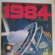 Cómics: 1984 TOUTAIN EDITOR Nº 40 AÑO 1982.. Lote 130521622