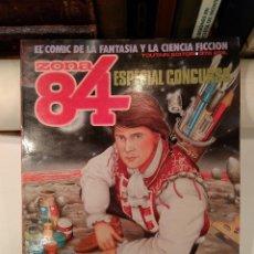 Cómics: TOTEM / ZONA 84 ESPECIAL CONCURSO.. Lote 130616162