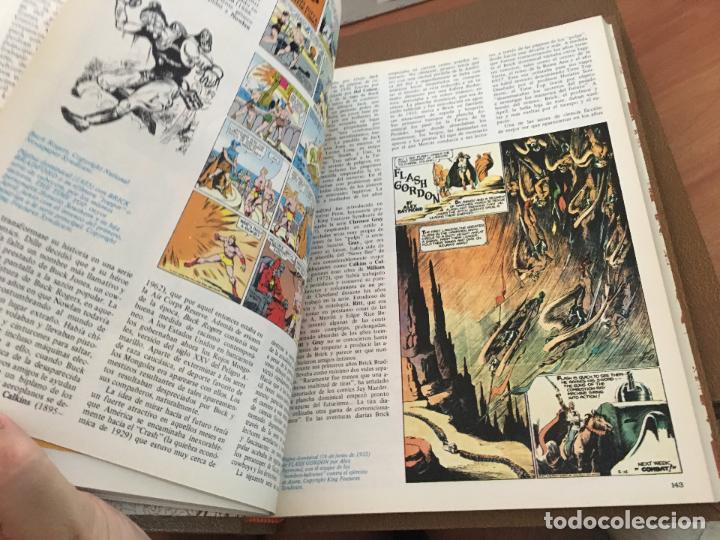 Cómics: HISTORIA DE LOS COMICS COMPLETA EN 4 TOMOS (TOUTAIN) (COIM6) - Foto 3 - 130684984